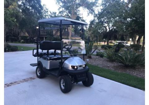 2020 RS Aspire Electric Golf Cart