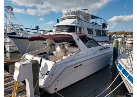 91 Searay express cruiser